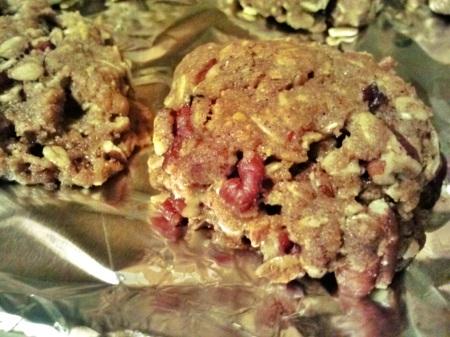 Oatmeal walnut