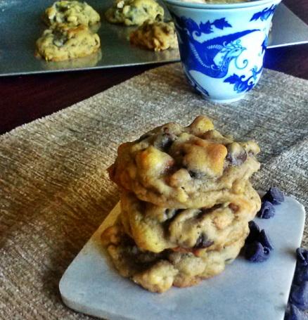 Pretzel cookies 1