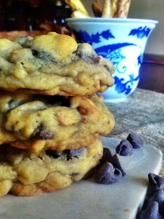Pretzel cookies 2