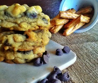 Pretzel cookies 3