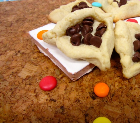 Chocolate Chip Hamentaschen