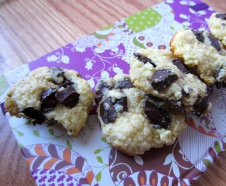 Chocolate Chunk Cream Cheese Cookies