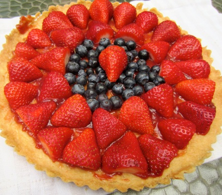 Fruit Tart *
