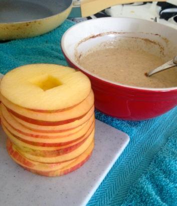 Apple Rings 1
