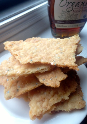 Maple Sugar Cookie Bark