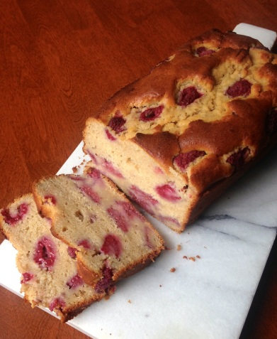 Raspberry Honey Bread
